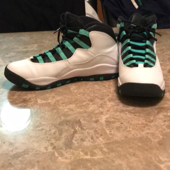 Jordan Shoes | Mint Green 10s | Poshmark